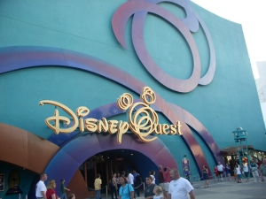 Disney Quest at Downtown Disney