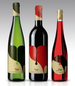 Shefa Profusion wine bottles